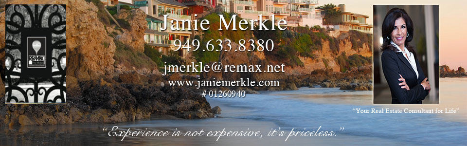 """Janie Merkle """"Your Real Estate Consultant for Life"""""""